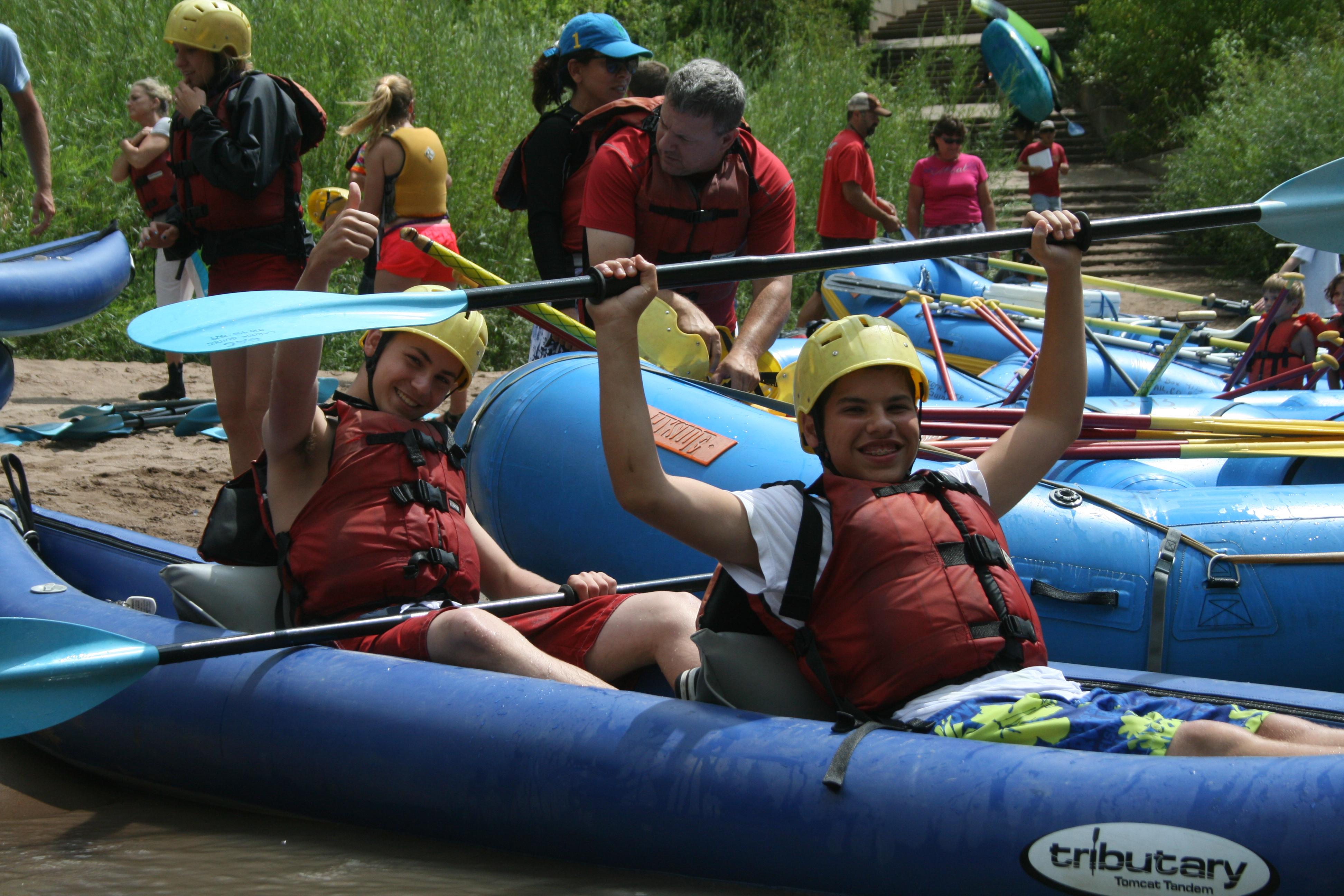 Inflatable Kayak Rentals In Glenwood Springs Colorado River