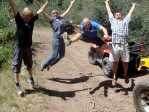Glenwood Adventure Company and Motohead Traveler