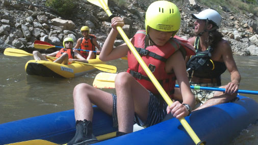 Extreme Sports camp in Aspen, Colo.