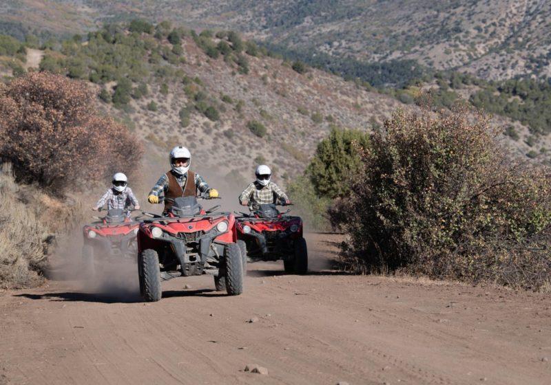 ATV Adventures In Glenwood Canyon