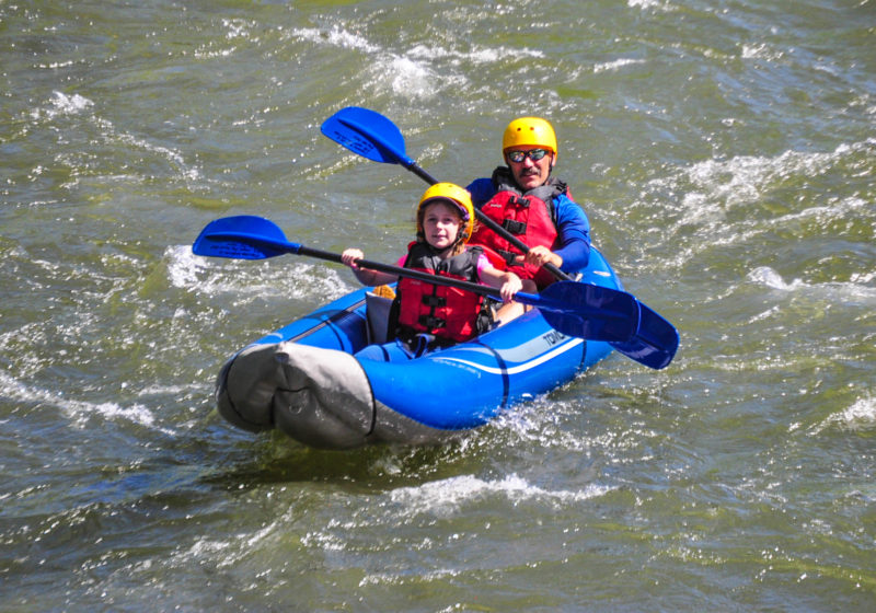 Inflatable River Toy Adventures