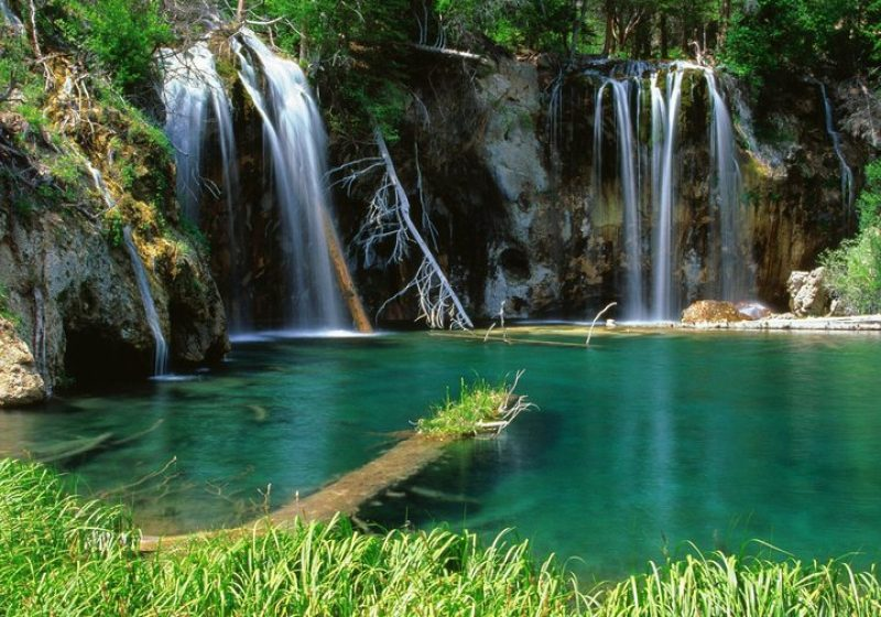 Visit Hanging Lake