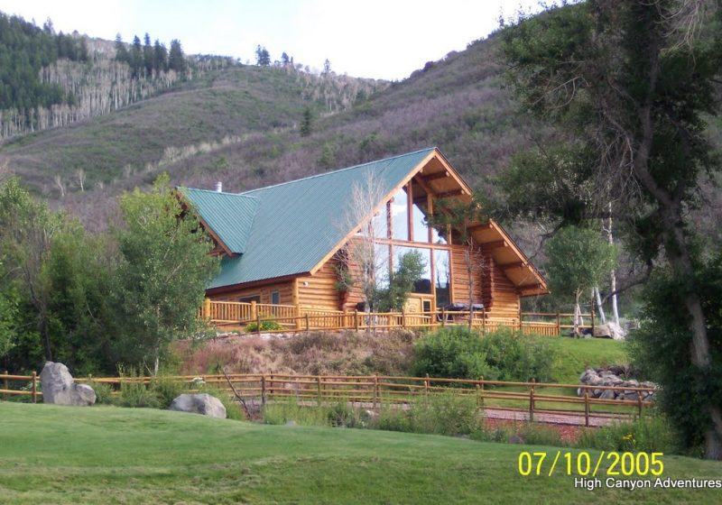 Rustic Cabins And Lodging On A Private Colorado Ranch